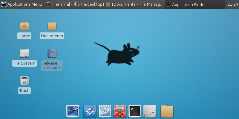 XFCE - XForms Common Environment